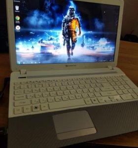 Игровой ноутбук 4 ядра 8гб 750гб видео 1Гб