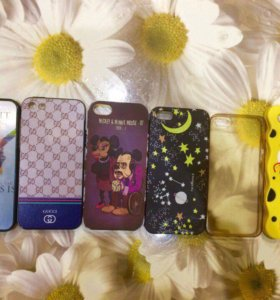Чехлы на iPhone 5,5s и SE