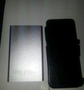 Внешний аккумулятор для iPhone S5 и ещё