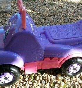 Новая машинка для девочки