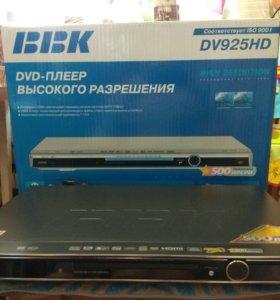 DVD-Плеер высокого разрешения