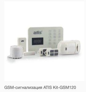 Gsm сигнализация комплект