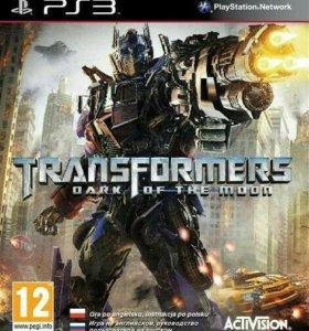 Игра Transformers Dark of the Moon ps3
