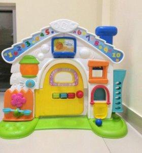 Детская игровая стойка от 8 месяцев