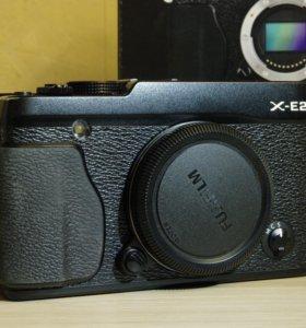 Fujifilm X-E2 беззеркальный фотоаппарат