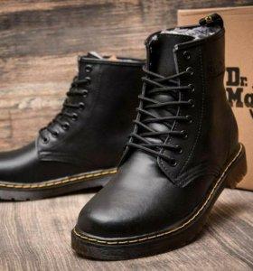 Легендарные новые ботинки Доктор Мартинс 1460