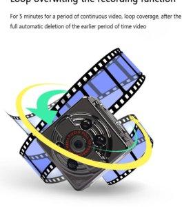Мини Видеокамера SQ8 Full HD