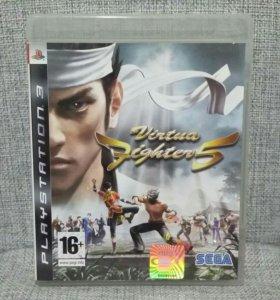 Virtua Fighter 5 для PS3