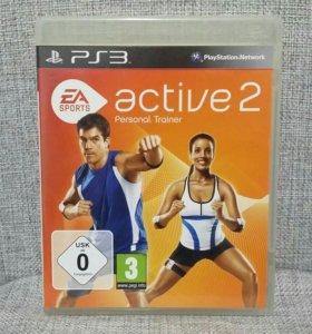 Active 2. Personal Trainer для PS3