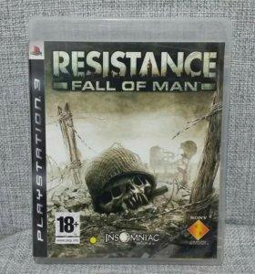 Resistance. Fall of Man для PS3