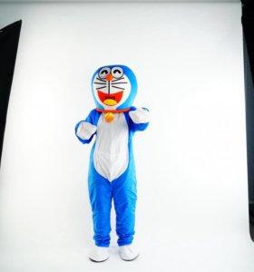 Ростовая кукла синий кот