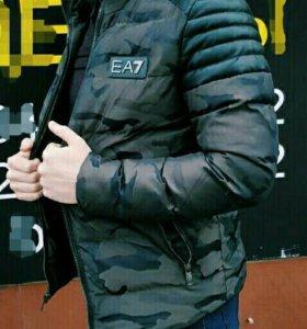 Куртка ЕА7