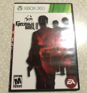 Игры на Xbox Диски на Xbox Крёстный Отец 2