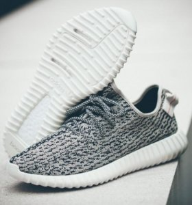 Adidas Yeezy Boost 350 серые (36-45)