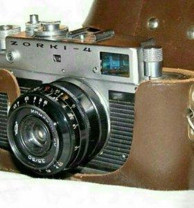 Зоркий 4 (Zorki 4) экспортный 60-ые годы