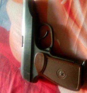 Пистолет плевмо полностью разб