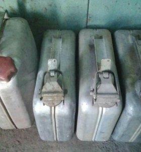 Канистра алюминевая 10 литров