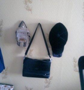 Продаю кожанную сумку класика совершенно новая.