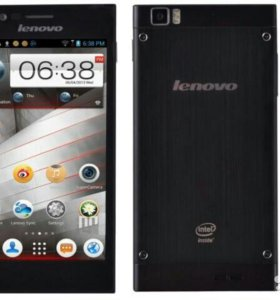 Lenovo k900 16gb black