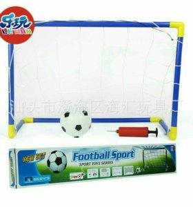 Футбол спорт, детский, новый.