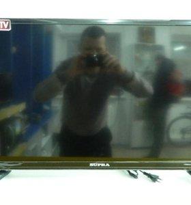 Телевизор СУПРА диаганаль 30