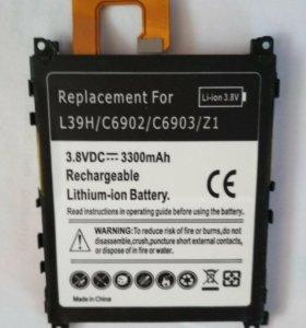 Батарейка для телефона sony Z1