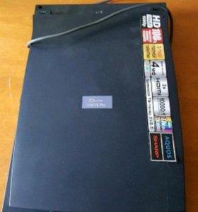 Сканер Mustek 1200 CU Plus