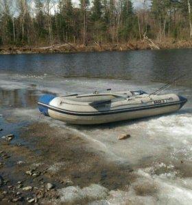 Лодка гльстрим 310
