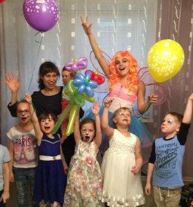 Детские праздники.Энгельс и Саратов