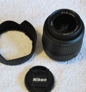 NIKON DX AF-S 18-55mm