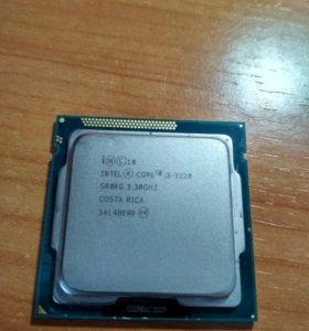 Процессор intel core i3 3220