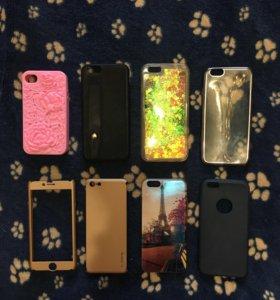 Чехлы на айфон 6,6s,4s