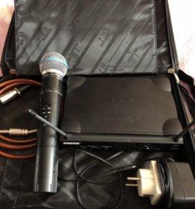 Микрофон shure
