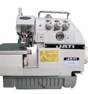 Промышленный оверлок JATI JT- 737 F-504M2-04