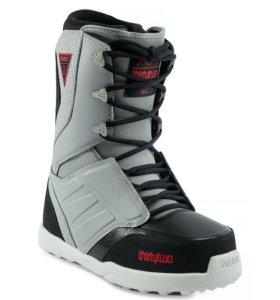 Ботинки для сноуборда thirtytwo Lashed grey 17-18