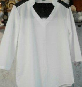 Новая блузка р 50 турция
