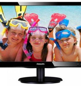 Philips 20 1600x900 dvi vga
