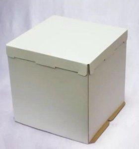 Коробка для торта, капкейков