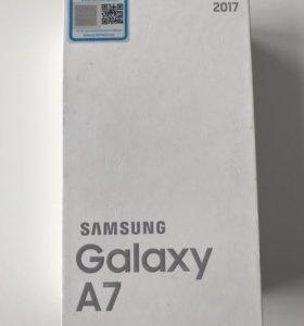 Samsung Galaxy A7 2017 DS