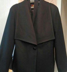 Новое пальто 52р кашемир