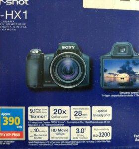 Продам хороший фотоаппарат SONY