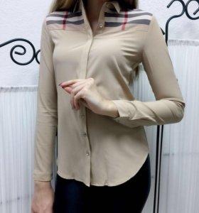 Блуза Burberry, новая коллекция 2018