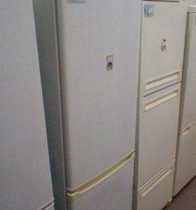 Продаём рабочие  холодильники морозилки
