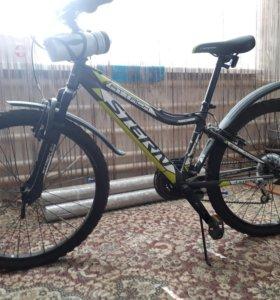Продаю велосипед почти не катался