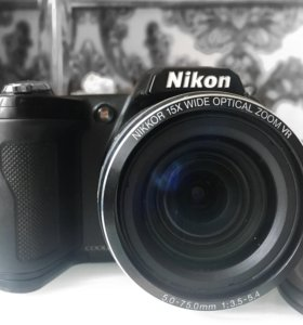 Фотоаппарат Nikon 15x