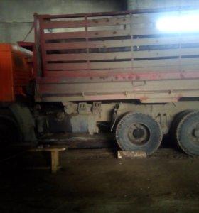 КАМАЗ 4528-0000010 на шасси 53229С (Самосвал)