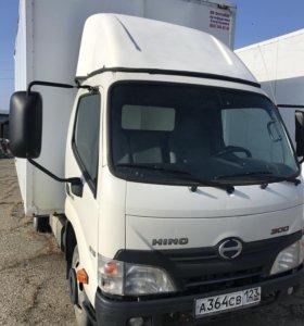 Hino 300 фургон 24м2