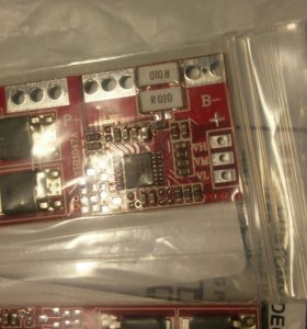BMS контроллер 3S.30А