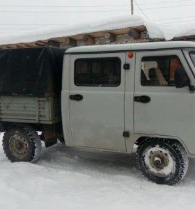УАЗ 452, 2007