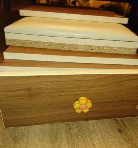 Кровать детская Multy